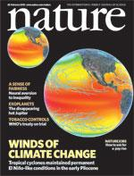 Nature Magazine Cover Image