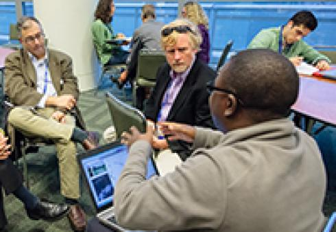 Photo: On December 12 - 16, several MIT Joint Program researchers and affiliates plan to share recent findings at the AGU's 2016 Fall Meeting in San Francisco. (Source: AGU)